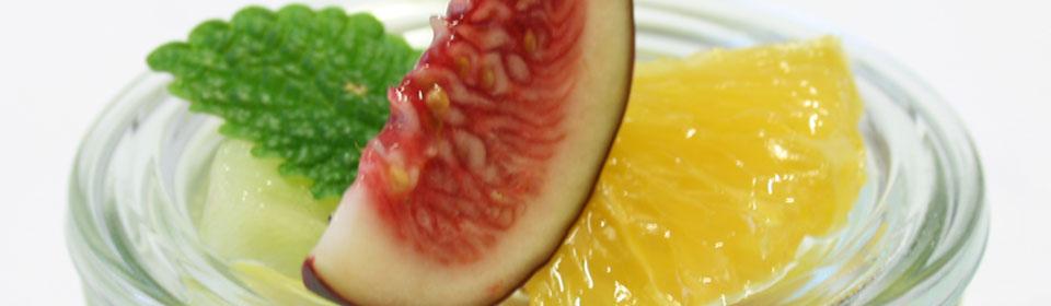 Dessert im Weckgläschen